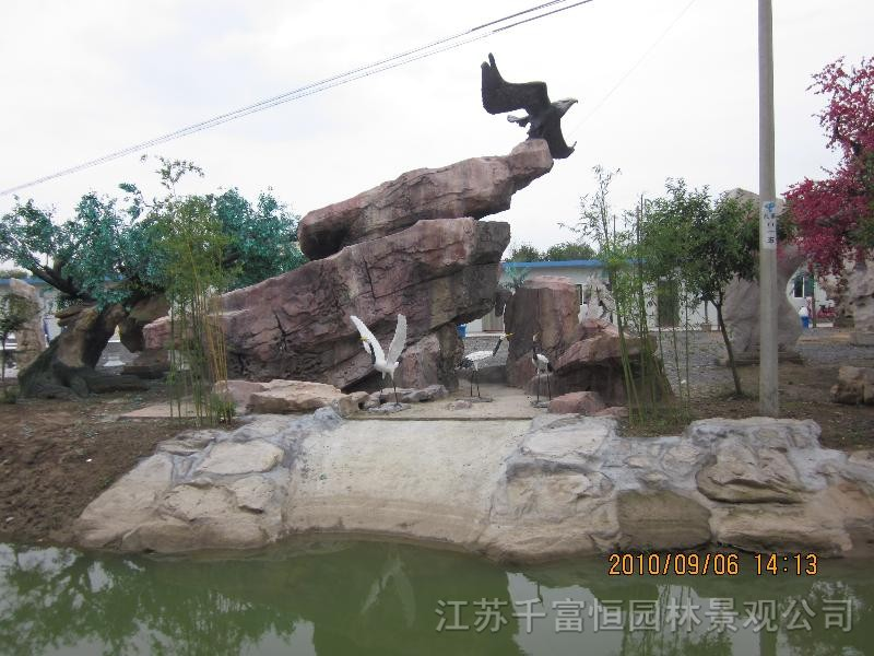 喷泉假山.园林小品.人造仿真景观.雕塑制作等