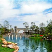 马鞍山市秀水河景观绿化工程