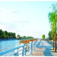 巴彦淖尔临河区永济永刚渠水系景观项目