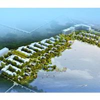 昆山玉湖中节能低碳主题公园景观设计