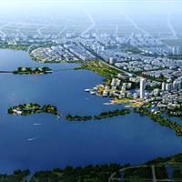 常熟昆承湖东岸南部新城核心区概念性景观规划设计