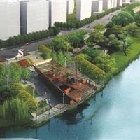 章江北岸景观改造