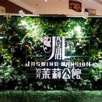 健康岛·郑开茉莉公馆立体绿化项目