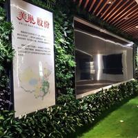 健康岛·鹤壁美巢装饰立体绿化项目