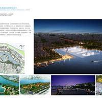 郑州郑东新区龙湖沿湖景观设计