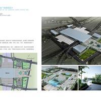 四川广安白塔公园建筑设计