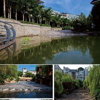高山流水一期主水系景观工程