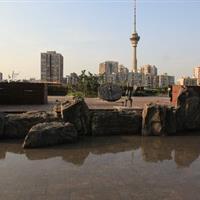 新华联国际屋顶花园