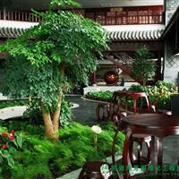 郑州某银行26F屋顶花园项目