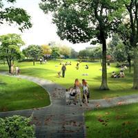 江西贵溪湿地公园景观设计