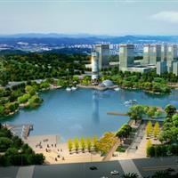 海盐县中央公园及周边水域建设项目景观设计