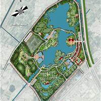 中国河套文化养生旅游度假区综合设计