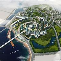 辽宁省普兰店市湾底新区及启动区概念规划项目