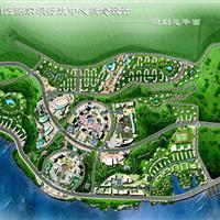 重庆万州江南(陈家坝)行政中心概念规划及城市设计