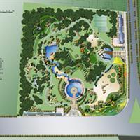 遵化市黎河公园设计