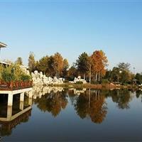 许昌市鄢陵西湖会馆景观工程