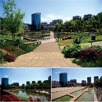四川省蓬安县相如文化公园