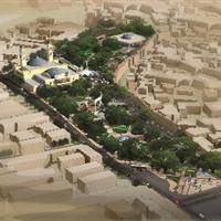 阿塞拜疆巴库城墙遗址公园景观设计