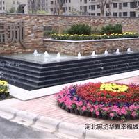 河北廊坊华夏幸福城景观地产项目