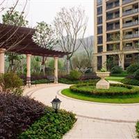 绿城·德清英溪桃源二期小高层绿化工程