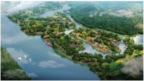 东兰县坡豪湖生态保护与旅游建设ppp项目
