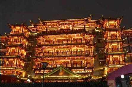 寺庙建造及修缮--广州市大佛寺佛教文化大楼 - 意匠轩 - 园林股市 - 中国园林网