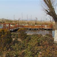 银沙滩植物生态园工程