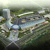 安吉县交通客运枢纽中心一期工程市政、园林景观及楼宇亮化施工图设计项目