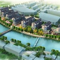 安吉县递铺港河滨景观绿化改造工程设计方案