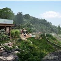 安吉县禹山坞水库周边及梦涧谷景观工程